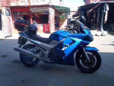 Yamaha в Кыргызстан: СРОЧНО! ЦЕНА СНИЖЕНА! Yamaha fjr-1300 продаю! yamaha fjr1300 спорт -