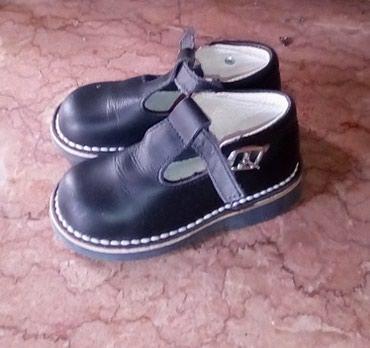 Испанские классные кожаные туфельки в Бишкек