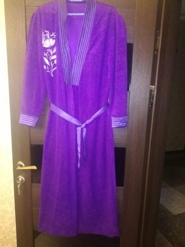 Домашние костюмы - Кок-Ой: Халат новый р-46-48