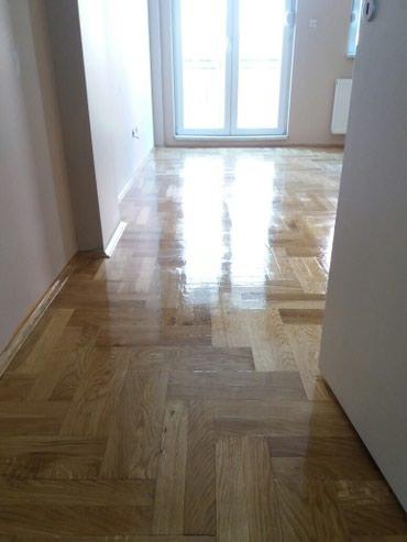Vrsimo usluge postavljanja, hoblovanja i popravke parketa i podova.. - Vrbas