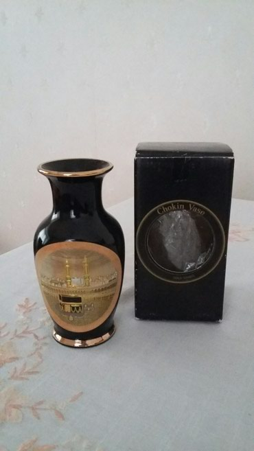 Bakı şəhərində Vaza hündürlüyü 15-16 sm . yaponiya istehsalı 65 azn