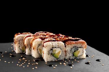 Сушист - Кыргызстан: Требуется повар универсал  На японскую кухню  Сушист