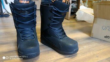 Сноуборды - Кыргызстан: Ботинки для сноуборда Ботинки новые, брэнд 32, размер 44. Подробное оп