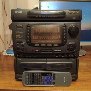 Продаю муз.центр AIWA NSX-999.Радио,AUX.Встроен модуль блютуз.В