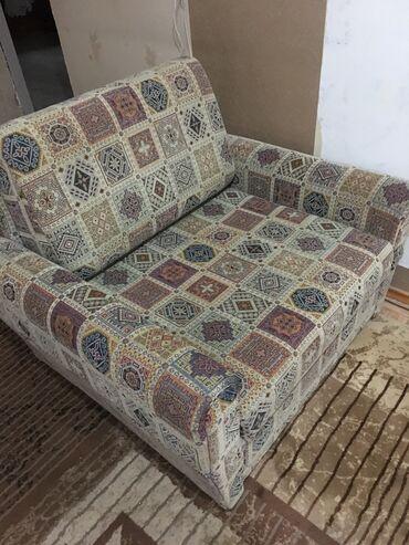 Другая мебель - Кыргызстан: Продаю кресло-кровать б/у в хорошем состоянии