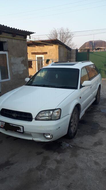 субару ланкастер в Кыргызстан: Subaru Outback 2.5 л. 1998 | 290 км