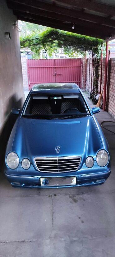 Mercedes-Benz E 320 3.2 л. 2002 | 215000 км