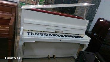 Bakı şəhərində İdeal seviyyede, royal modelli piano akustik piano satılır -