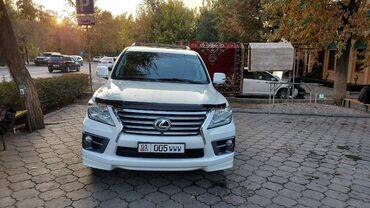 лексус 470 лх бишкек in Кыргызстан | АКСЕССУАРЫ ДЛЯ АВТО: Lexus LX 5.7 л. 2012
