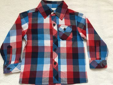 Рубашка на 1-2 года. Покупала в в Бишкек