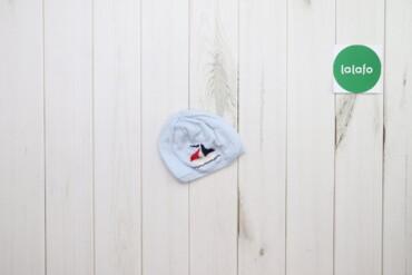 Детский мир - Киев: Дитяча шапочка з принтом вітрильника Lapilou    Довжина: 14 см Напівоб