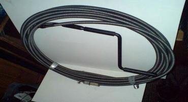 токарный инструмент советский в Кыргызстан: Трос в аренду сантехнический трос 15 метров 20 метров 30 метров