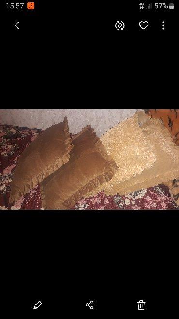 Подушки для дивана 4 шт бу