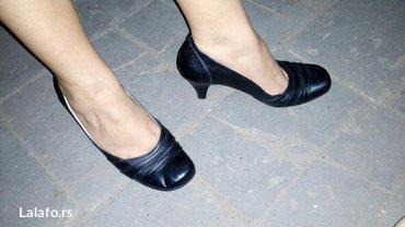 Prelepe cipele na stiklu bez ostecenja velicina 40 - Cuprija