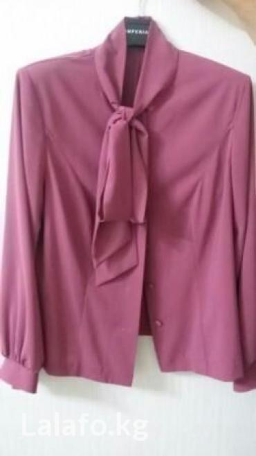 Новая блузка... шили на заказ. размер 50... только звонить в Бишкек