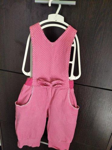 Ostala dečija odeća | Sevojno: Dečiji kombinezon za 4-5 godina