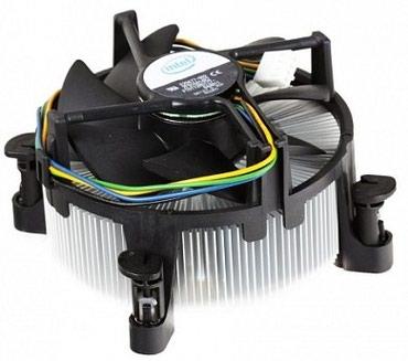 системы охлаждения для процессора в Кыргызстан: Кулер Intel D34017-001 s775 (Al+Cu,2500 rpm,25 dB(A))Технические