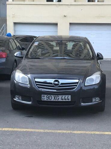 Opel Insignia 2.1 l. 2009 | 18000 km