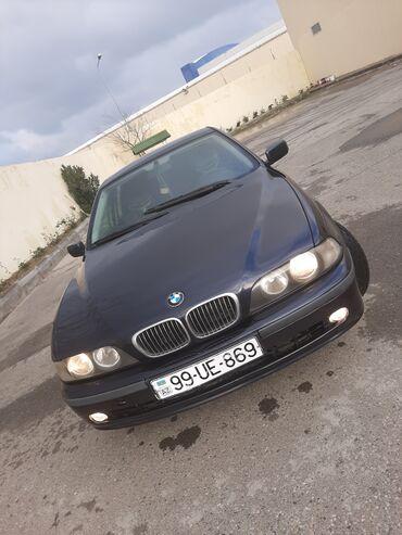 bmw-5-серия-520i-vanos - Azərbaycan: BMW 5 series 2.5 l. 1997