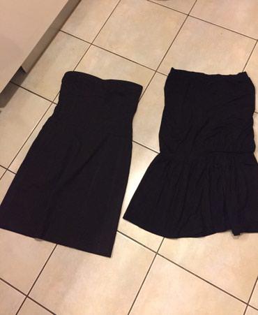 2 strapless βαμβακερά φορεματάκια Νο small . Tο σε Υπόλοιπο Αττικής - εικόνες 3