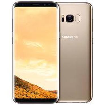 Bakı şəhərində Yeni Samsung Galaxy S8
