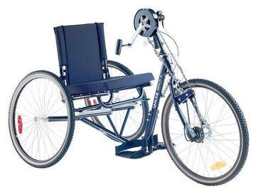 Инвалидные коляски - Кыргызстан: ПРОДАЮ НОВУЮ ИНВАЛИДНУЮ КОЛЯСКУ – ЦЕНА ДОГОВОРНАЯ. ТЕЛ