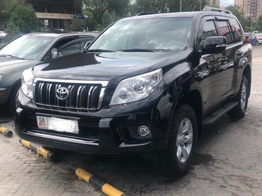 Toyota Land Cruiser Prado 2011 в Бишкек
