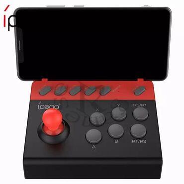 IPega PG-9135 için gladyatör Smartphone için oyun joystick üzerinde