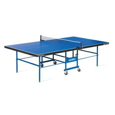 Теннисный стол START LINE Sport 18 мм, мет.кант, без сетки, обрезинен