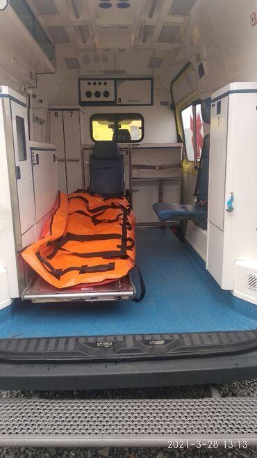 Продаю медицинский матрас, надувной, переносной, для скорой помощи