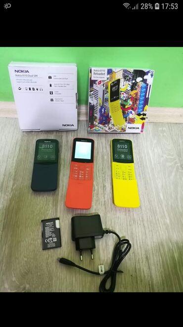 Mobilni telefoni - Sid: NOKIA 8110  SAMO 4.499
