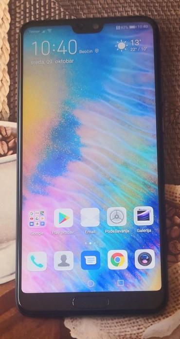 Mobilni telefoni   Beocin: Huawei P20 Duos - Premium model + poklon - samo 230E - AKCIJA -Jedan