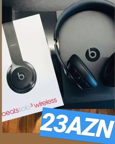 Beats SOLO 3 QULAQLIQ QİYMƏT 23AZN