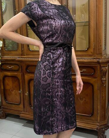 платье футляр 50 размер в Кыргызстан: Одежда- платье футляр, размер 46-50