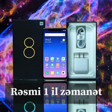 Bakı şəhərində • Xiaomi Mi 8 •