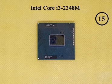 Prosessorlar - Azərbaycan: Intel Core i3-2348M (SR0TD)Noutbuk üçün prosessor3 Мb keş, 2.30 GHz2