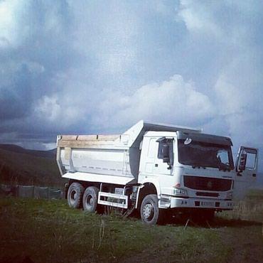 Услуги самосвала Хово!!! 25 тонн в Бишкек