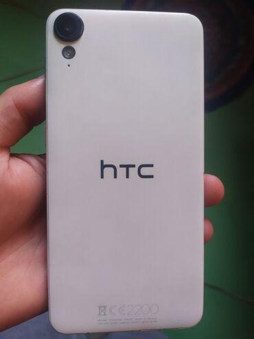 HTC - Кыргызстан: Продам телефон HTC desire отличное состояние Lte 2/16gb один минус