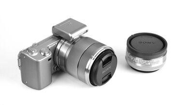 Sony m2 - Azərbaycan: Продается фотоаппарат Sony Next 5. Б/У, но в идеальном состоянии. Два