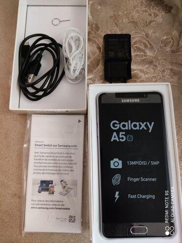 Samsung galaxy a5 duos teze qiymeti - Azərbaycan: Samsung Galaxy A5 2016 qara