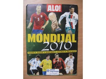 Alo mondijal 2010 ceo komplet u susret novom svetskom prvenstvu - Belgrade