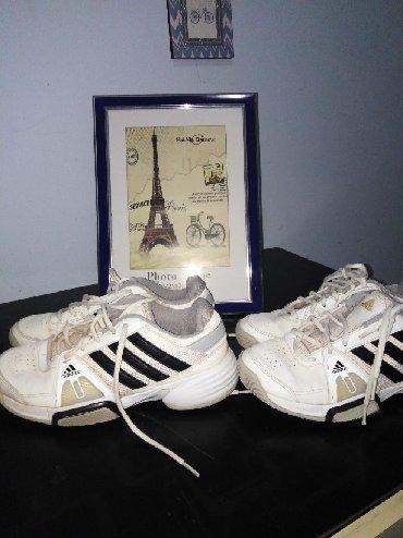 Dečije Cipele i Čizme | Uzice: Adidas 2 para za tenis 36,5 broj