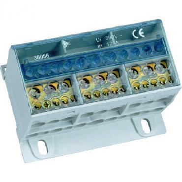 сетевые фильтры eaton в Кыргызстан: EATON блоки клемм 125А. Европейское оборудование. Гарантия