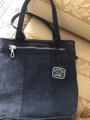 Шикарная Итальянская Брендовая сумка  в Бишкек