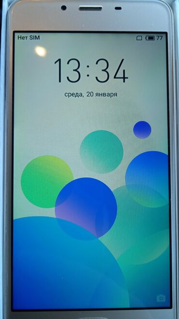 meizu m6 16gb grey в Кыргызстан: Meizu U10, 16 Гб, телефон в хорошем состоянии прошу 3500 сом