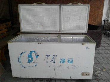 Продаю напольный морозильник ( ларец) 260 литров цена 15000 сом в Бишкек