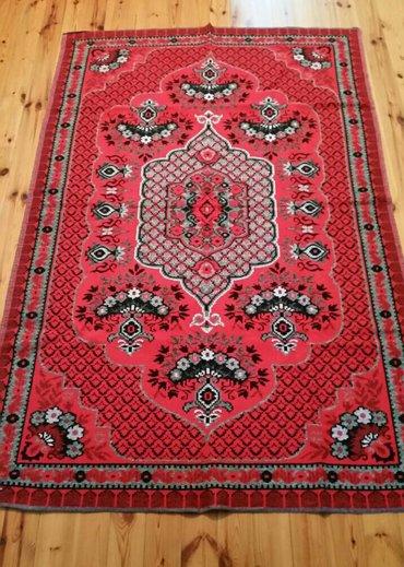 Bakı şəhərində Продаются 2 одинаковых ковра по 120 ман. Чистые, без дефектов.