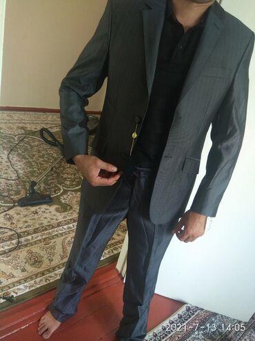 Личные вещи - Кара-Балта: Продаю костюм штангами новый размер 46 48 M L находится г кара балта