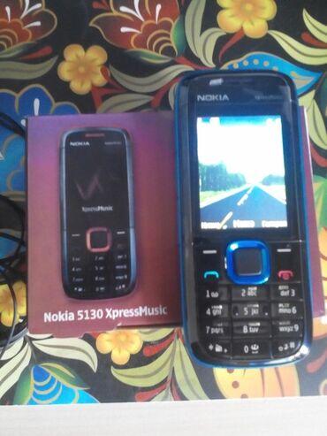 nokia 610 в Кыргызстан: Нокиа 5130,оригинал! Абсолютно новый! В коробке и в пленке, Сделан в Ф