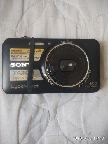 sony-a7-iii-бишкек в Кыргызстан: Отдам фотоаппарат Sony Full HD Movie (1920x1080/50i). Работает видео
